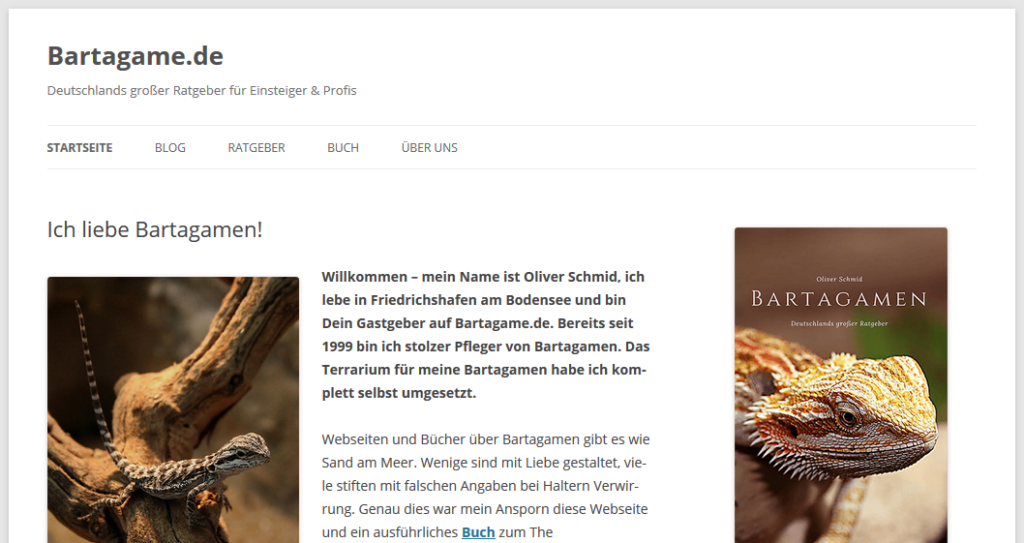 Bartagame-Blog